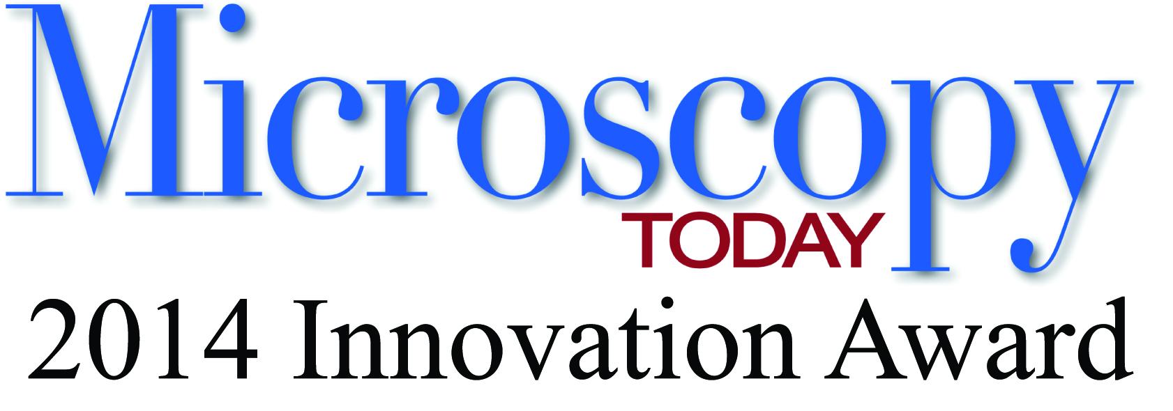 Microscopy today 2014 Awards Image