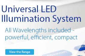 Optogenetics technique benefits from the pE-4000 illumination system