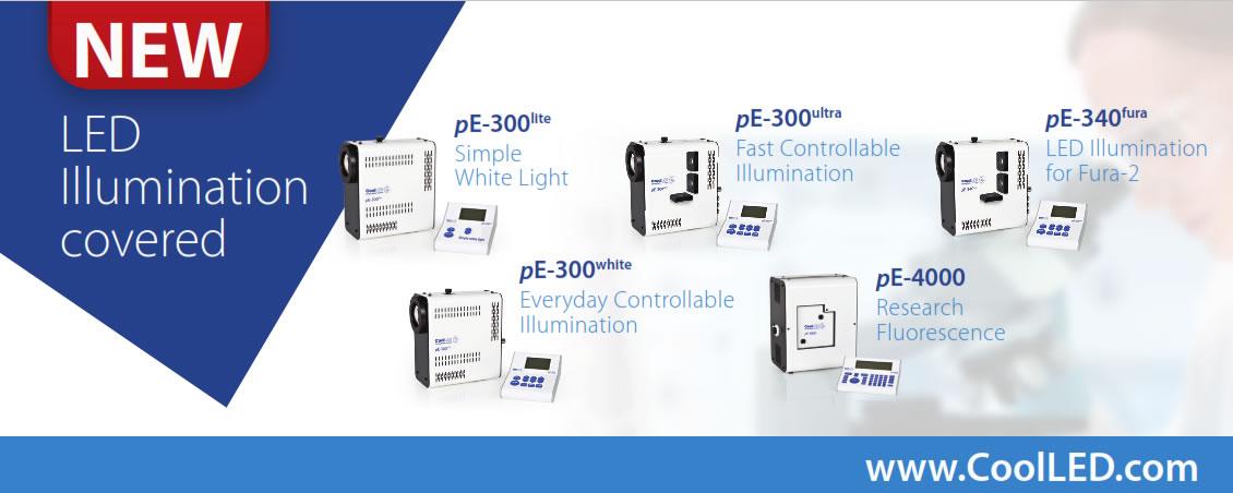 LED Illumination Covered