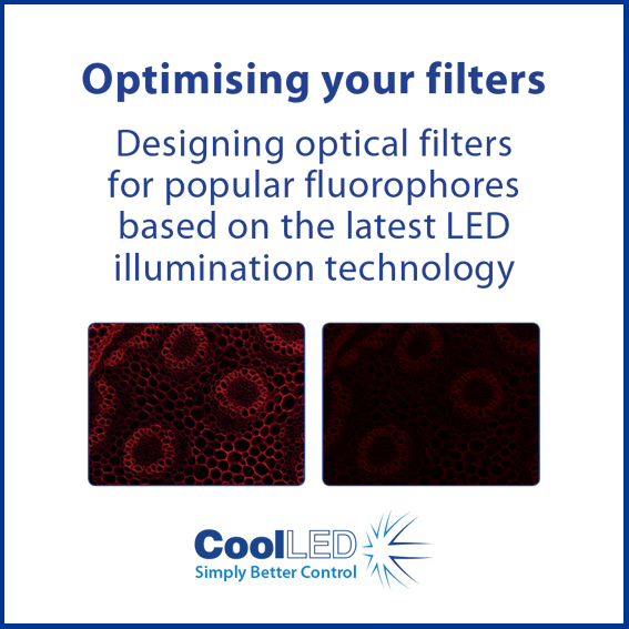 CoolLED Optimised filters