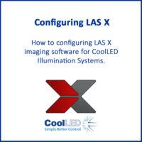 Configuring LAS X