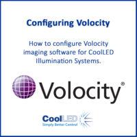 Configuring Volocity