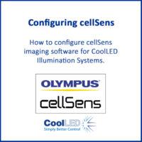 Configuring cellSens