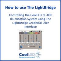 How to use The LightBridge