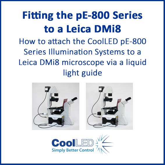 pE 800 Series vs Leica