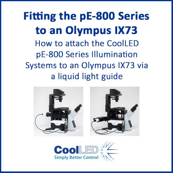 pE 800 Series vs Olympus